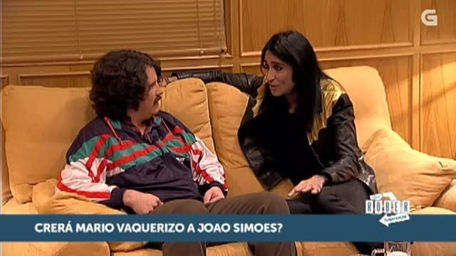 Cámara oculta de João Simões a Mario Vaquerizo - 22/04/2015 22:15