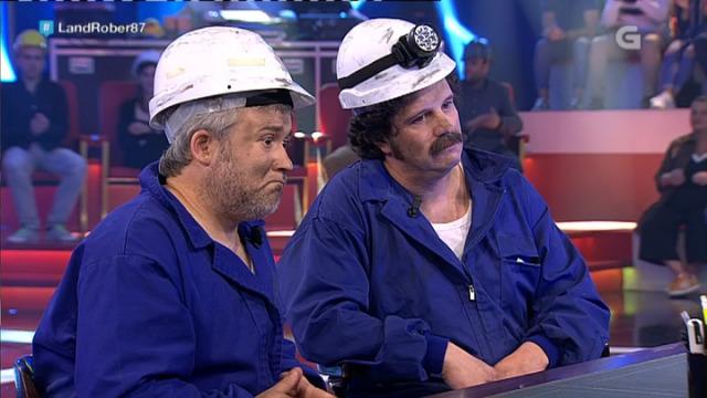 Cando ían perder o traballo na mina, viñeron os do Luar contratalos - 04/05/2017 23:00