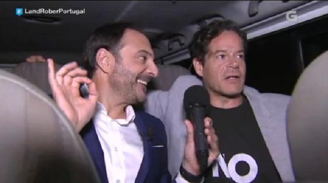 Co actor Jorge Sanz e O Combo Dominicano - 18/05/2017 22:15