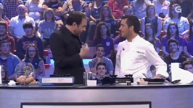 Co cociñeiro galego Yayo Daporta - 18/05/2016 22:00