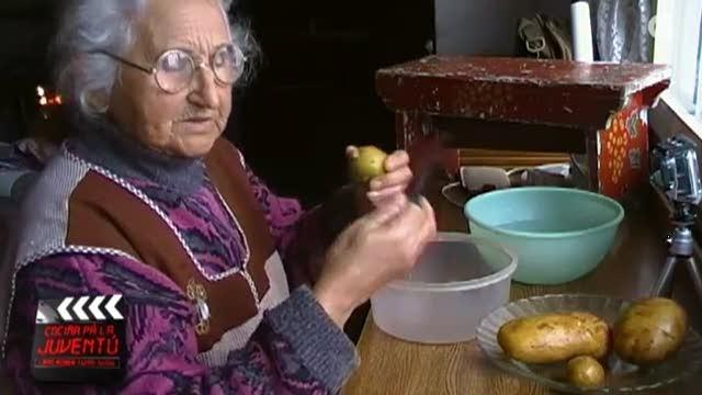 Cociña pá la juventú: como pelar patacas - 11/03/2015 22:15