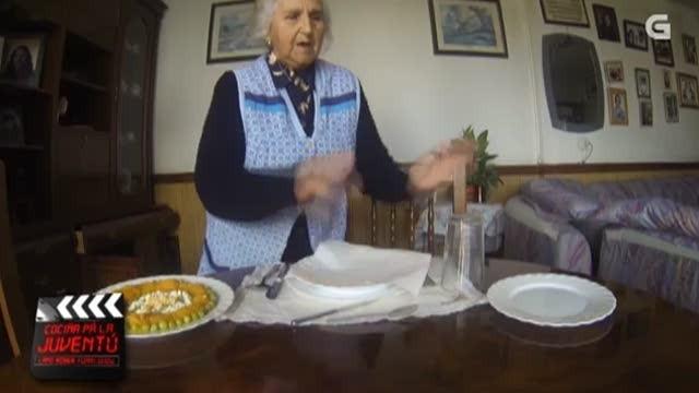 Cociña pá la juventú: como se recolle a mesa - 25/03/2015 22:15