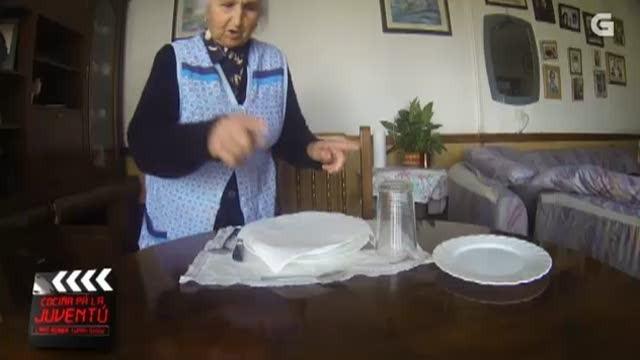 Cociña pá la juventú: poñer a mesa - 18/03/2015 22:15