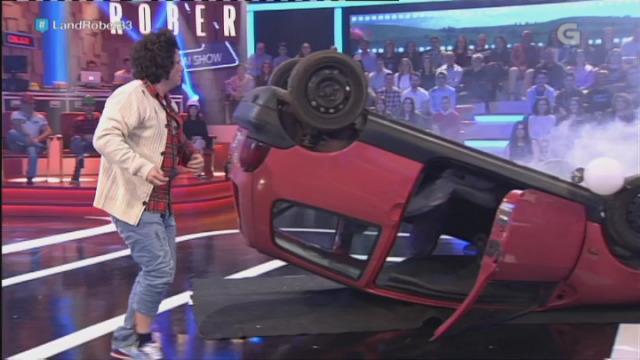 Como evitarías un control tras un accidente? - 23/12/2015 22:00