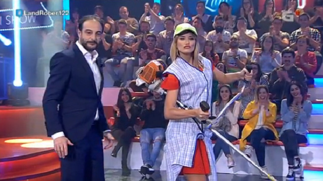 Con Alba Carrillo - 19/04/2018 22:15