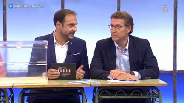 Con Alberto Núñez Feijóo - 28/09/2016 22:00