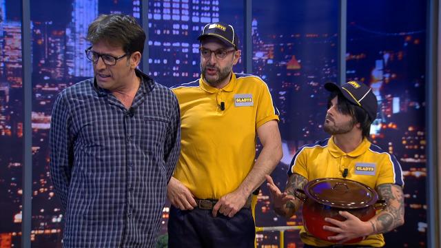 Con Antonio Garrido e Raúl Pérez - 16/05/2019 22:15