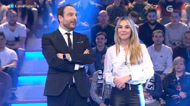 Con Berta Collado, Josito Porto e Ana Celia Vázquez - 09/02/2017 22:15