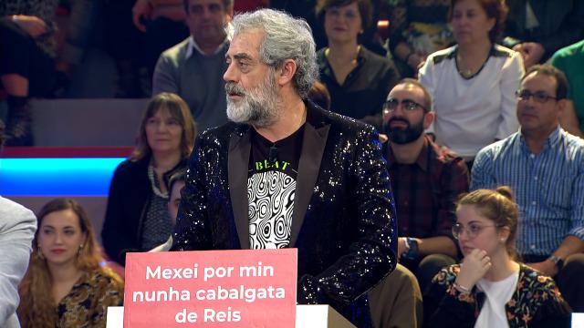 Con Carlos Blanco - 28/11/2019 22:00