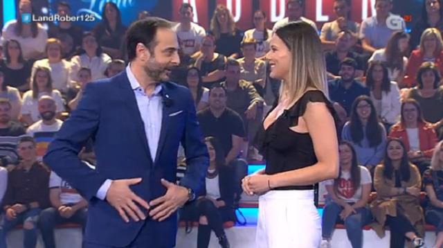 Con Carlos Blanco e Lorena Gómez - 10/05/2018 22:15