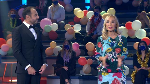 Con Carmen Lomana e Lito da Panorama - 08/10/2020 22:00