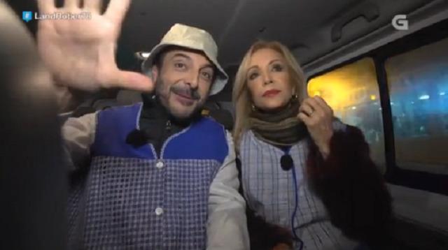 Con Carmen Lomana e Lucía Pérez - 23/02/2017 22:15