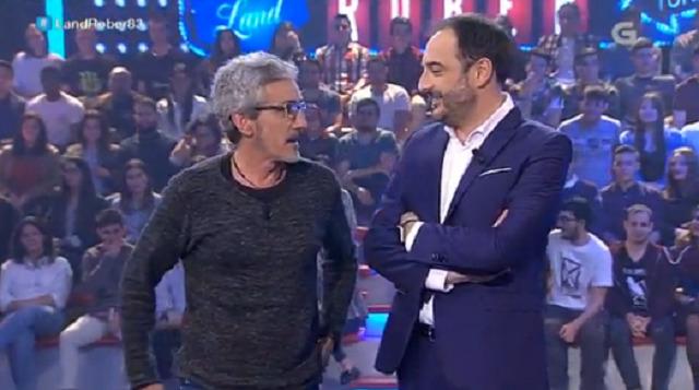 Con David Fernández, Lucía Regueiro e Fernando Tato - 30/03/2017 22:15