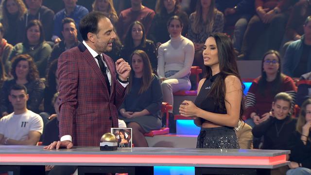 Con India Martínez e Sara Escudero - 23/01/2020 22:00