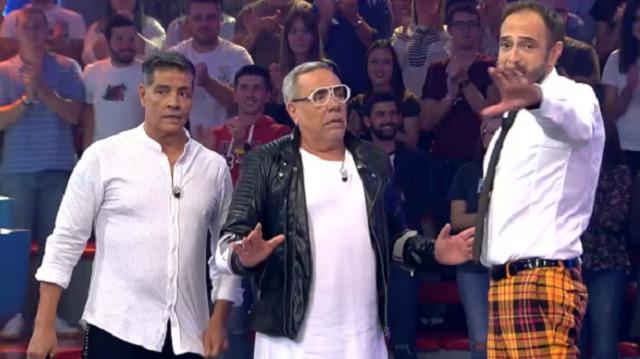 Con Los Chunguitos - 24/10/2019 22:30