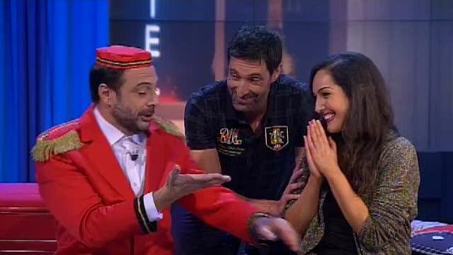 Con Lucía Regueiro e Miguel Ángel Blanco - 07/12/2016 22:00