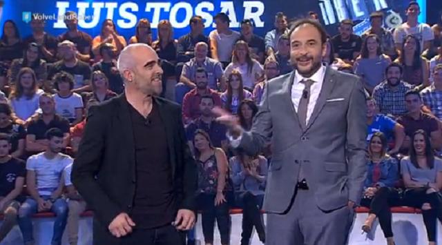 Con Luís Tosar - 14/09/2017 22:15