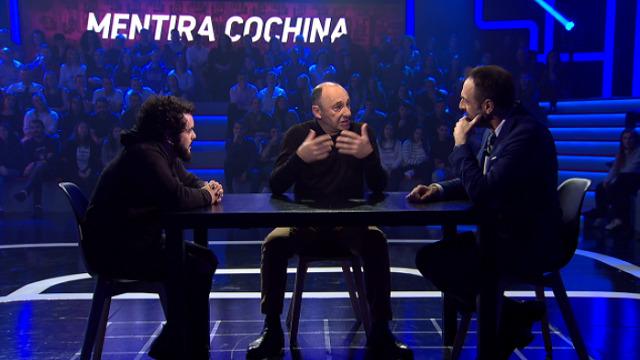 Con Manuel Manquiña e David Perdomo - 10/01/2019 22:20