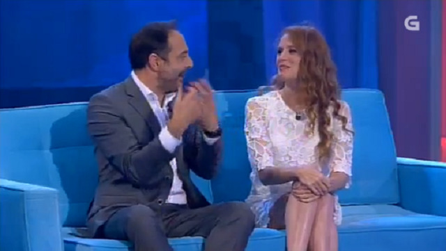 Con María Castro e David Perdomo - 28/09/2017 22:00