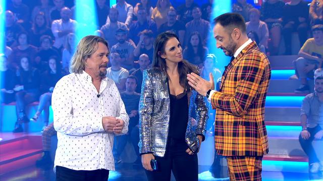 Con Nuria Fergó e Juan Muñoz - 14/11/2019 22:20