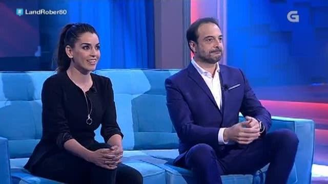 Con Ruth Lorenzo e Moncho Lemos - 09/03/2017 22:00