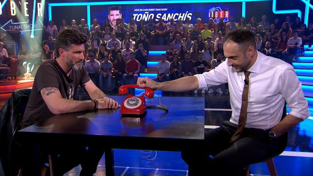 Con Toño Sanchís - 28/02/2019 22:20