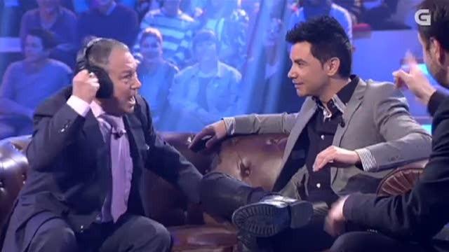 """David Civera no test musical de Manolito """"El pescador"""" - 04/03/2015 22:15"""