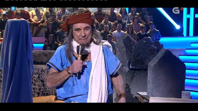 Dereitiño desde o século XII, chega o Mestre Mateo para contarnos en que traballa - 01/03/2018 23:48