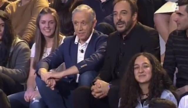 Eduardo Inda reserva mesa con Florentino Pérez - 02/12/2015 23:00