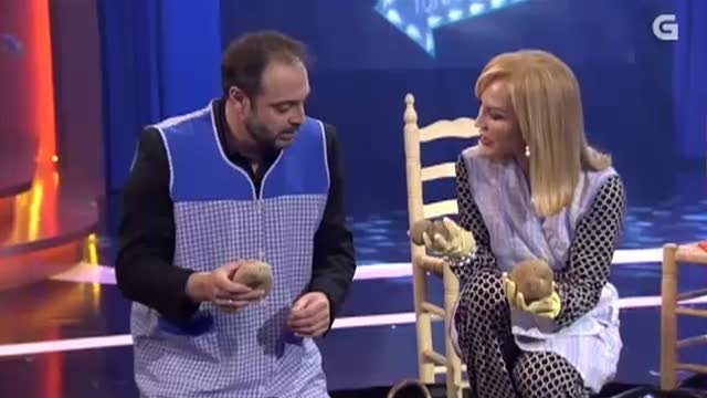 Escollendo as patacas con Carmen Lomana - 25/03/2015 22:15