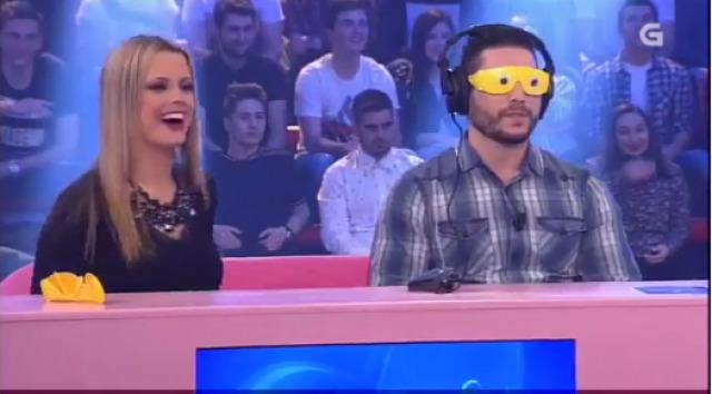 """Eva e o seu noivo Roberto participan en """"A súa media castaña"""" - 20/01/2016 22:00"""