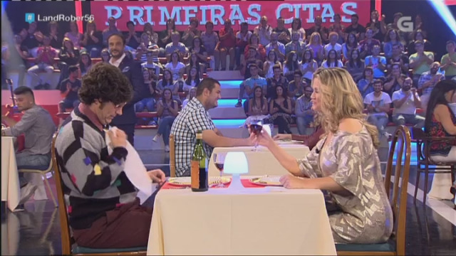 Fani e José Manuel, en 'Primeiras Citas' - 15/09/2016 00:18