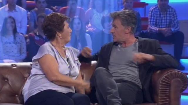 Francis Lorenzo conversa con Nélida - 23/09/2015 22:00
