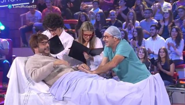 Histerias de hospital: clases de anatomía forense con Felipe II e o  doutor Cataplasma - 07/10/2015 22:00