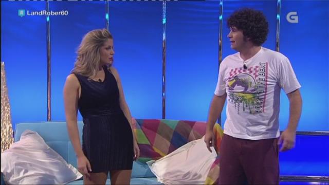 """Jose e Mari: noite de """"rapazas"""" - 12/10/2016 23:17"""