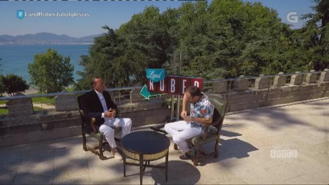 Julio Iglesias en exclusiva: A entrevista que Land Rober perseguiu sete anos - 23/06/2017 00:24