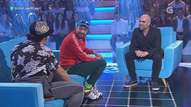 Luís Tosar, entrevistado polos Gorrillas - 15/09/2017 00:06