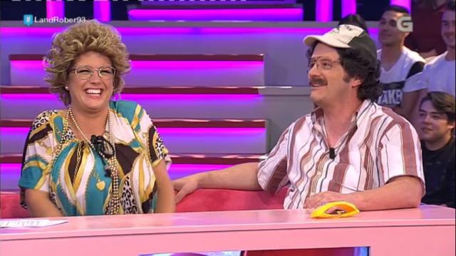 Manolo e Concha compiten en 'A súa media castaña' - 15/06/2017 23:46