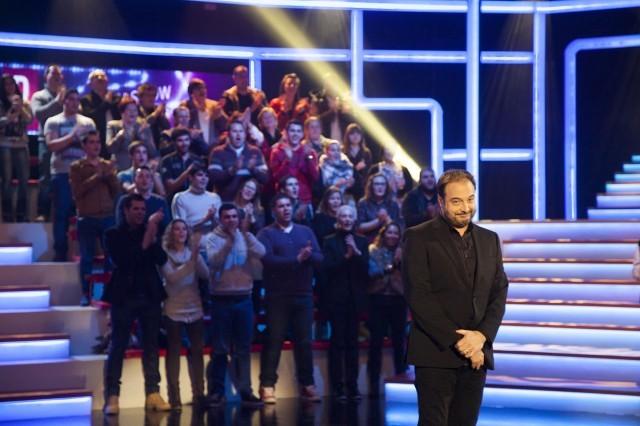 María Mera, Fernando Tato, Lito e Wismichu visitan Land Rober Tunai Show - 28/10/2015 22:00