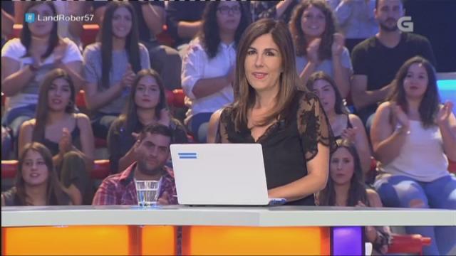 María Solar presenta 'As mañás de Marilú' - 23/09/2016 14:20