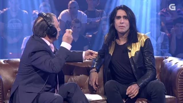 Mario Vaquerizo sométese á proba musical do Fisherman - 22/04/2015 22:15