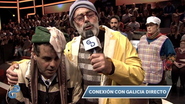 O 'Galicia directo' descobre en plena conexión unha familia de furtivos! - 24/05/2019 00:26