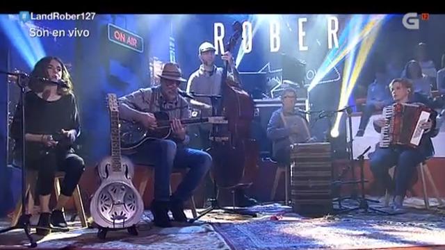 O grupo 'Deteriorados' interpreta 'Miudiño' - 31/05/2018 00:00