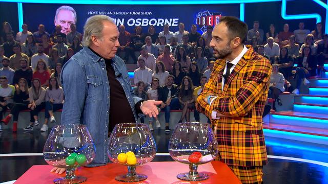 O público entrevista a Bertín - 18/10/2019 22:10