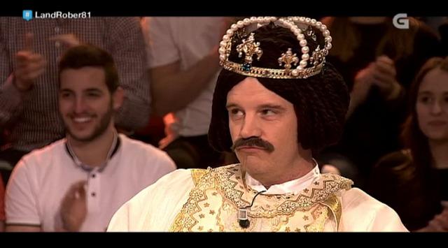 O sabio rei Salomon reparte xustiza para María Mera e Eva Iglesias - 16/03/2017 23:10