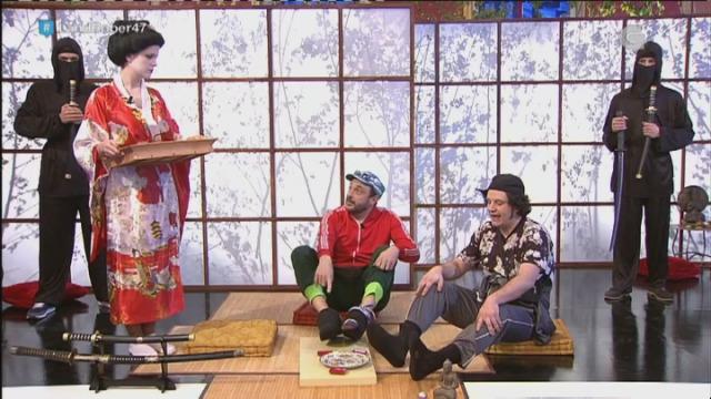 """O traballo oriental e """"singuinario"""" dos gorrillas - 14/04/2016 00:12"""