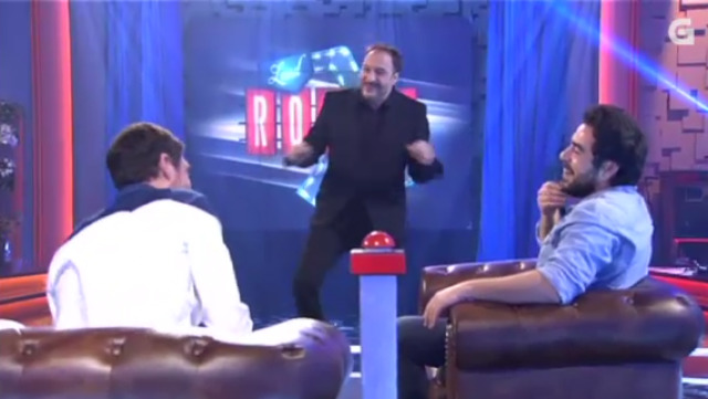 O xogo das sillas, con Pablo Chiapella e Miguel Ángel Blanco - 28/01/2015 22:00