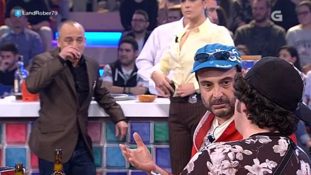 Os Gorrillas desafían a Javier Gutiérrez - 03/03/2017 00:15