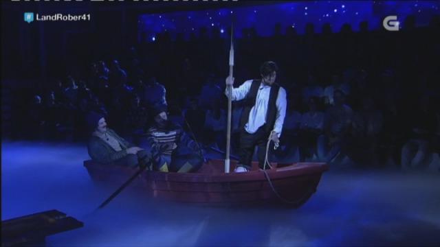 Os mariñeiros axudan a dar caza a Moby Dick - 02/03/2016 22:40