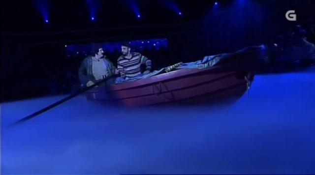 Os mariñeiros e o tigre - 27/01/2016 22:00